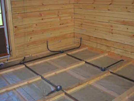 Беспроводные выключатели в деревянных домах - 9