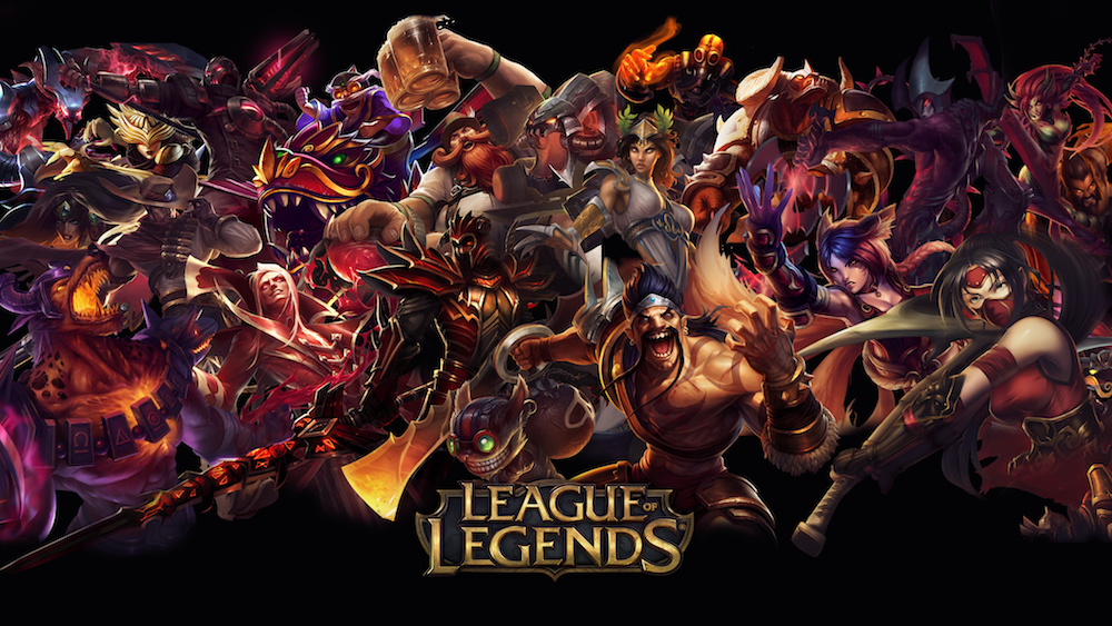 Игры в деньги: Riot Games и League of Legends - 1