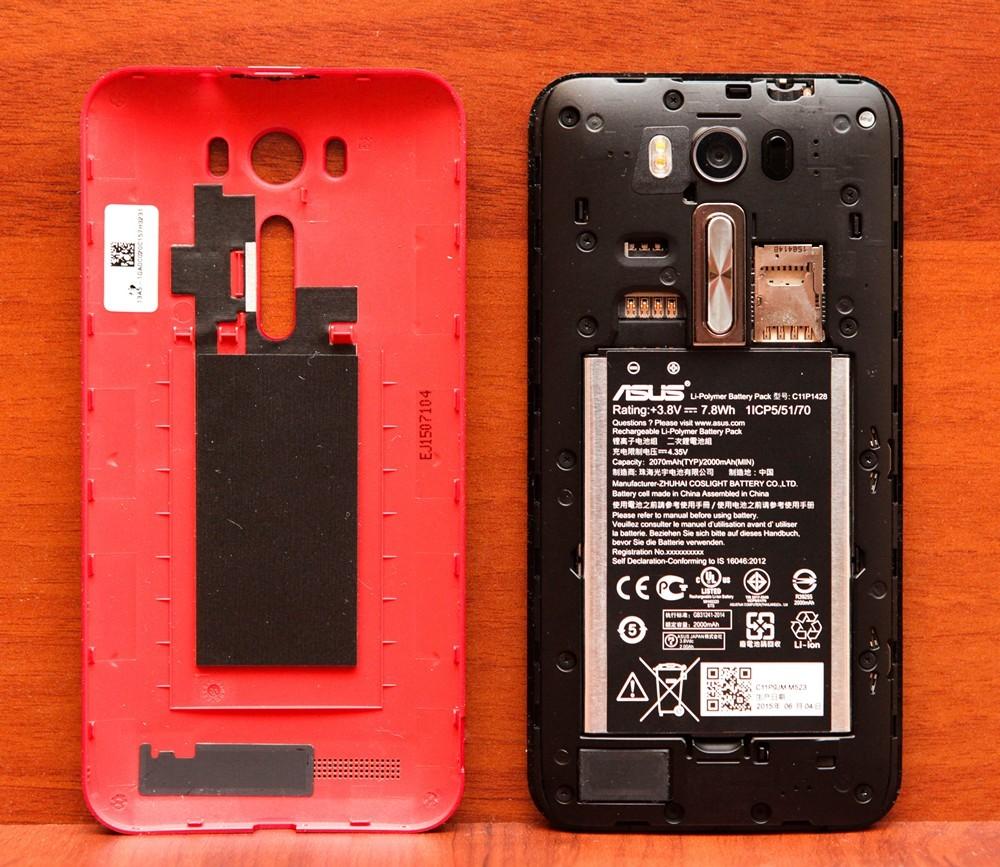 Обзор смартфонов ASUS ZenFone 2 Laser и фотовспышек ZenFlash и LolliFlash - 29