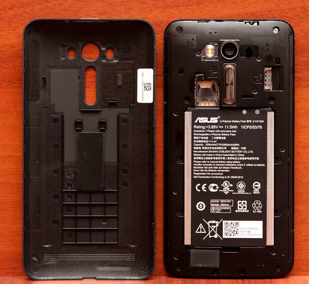 Обзор смартфонов ASUS ZenFone 2 Laser и фотовспышек ZenFlash и LolliFlash - 30