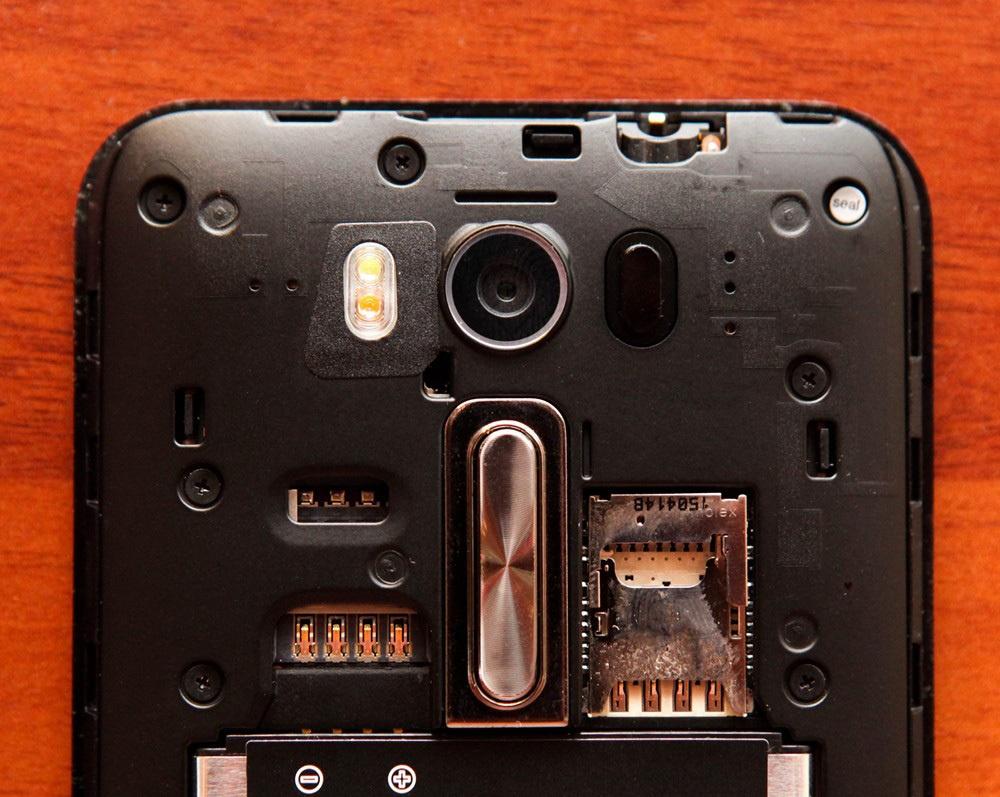 Обзор смартфонов ASUS ZenFone 2 Laser и фотовспышек ZenFlash и LolliFlash - 31
