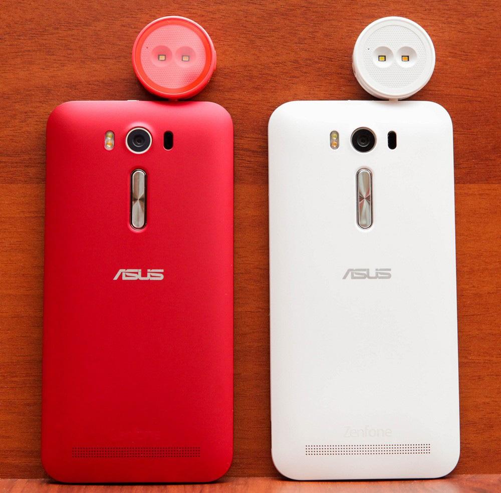 Обзор смартфонов ASUS ZenFone 2 Laser и фотовспышек ZenFlash и LolliFlash - 45