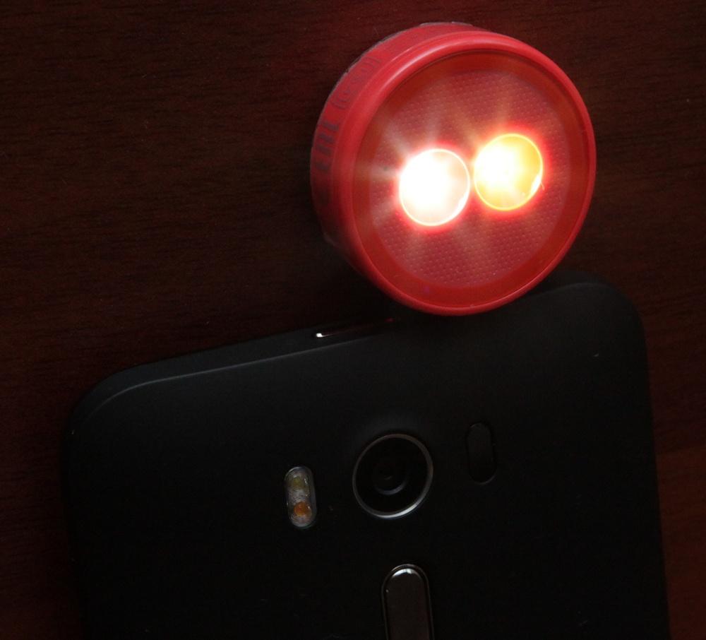 Обзор смартфонов ASUS ZenFone 2 Laser и фотовспышек ZenFlash и LolliFlash - 48