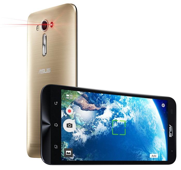Обзор смартфонов ASUS ZenFone 2 Laser и фотовспышек ZenFlash и LolliFlash - 1