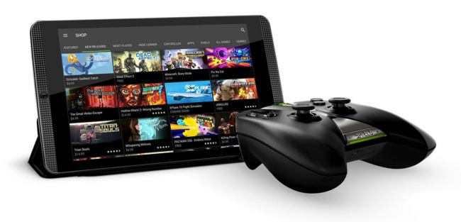Планшет Nvidia Shield Tablet K1 подешевел на треть