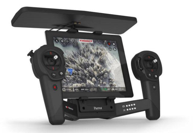 Потребительский дрон Parrot Bebop 2 может находиться в воздухе вдвое дольше предшественника - 3