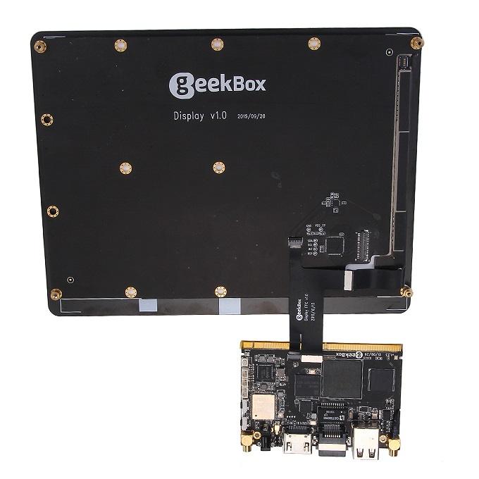 Система GeekBuying GeekBox использует современную мультимедийную SoC