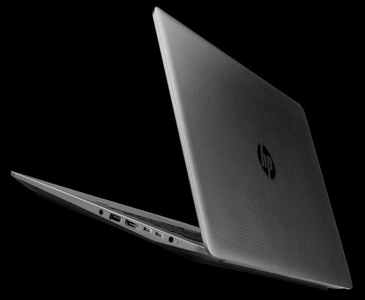 Продажи HP ZBook Studio по всему миру стартуют в декабре по цене от 2300 евро