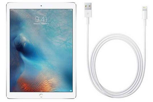 iPad Pro может «зависать» после длительной зарядки