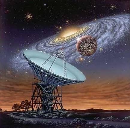 К анализу гипотезы Дрейка и парадокса Ферми - 1