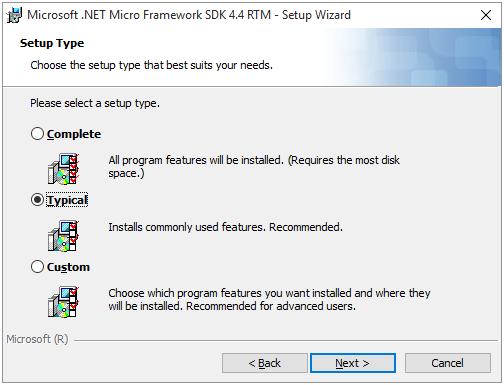 Начало работы с .NET Micro Framework 4.4 - 6