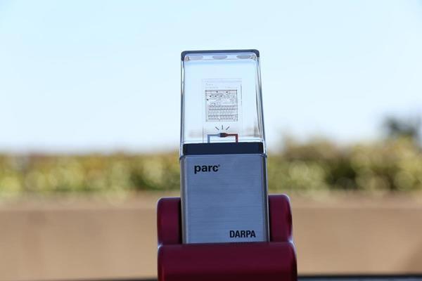 Специалисты PARC показали электронику, «исчезающую по требованию» - 1