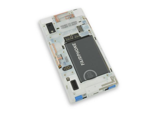 10 из 10 по шкале ремонтируемости: оценка модульного телефона Fairphone 2 от iFixit - 5