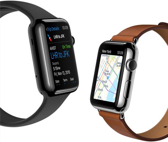 Новый часы Apple будут производить две компании
