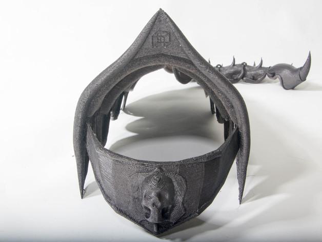 Эффектная броня для кота, созданная на 3D-принтере - 4