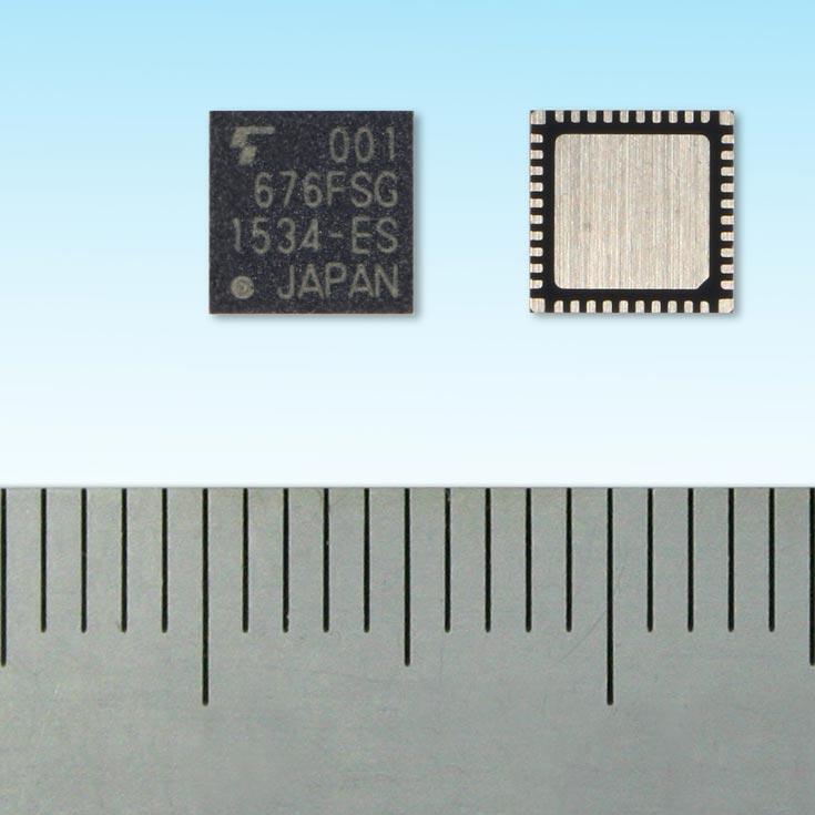 Микросхемы Toshiba TC35676FTG/FSG и TC35675XBG предназначены для носимой электроники, медицинских приборов, мобильных аксессуаров, пультов ДУ и игрушек