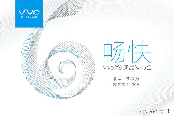 Смартфон vivo X6 будет построен на SoC MediaTek Helio X20