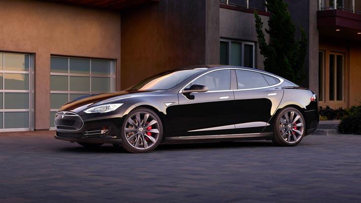 В одном из электромобилей Model S, эксплуатируемом в Европе, обнаружилась неисправность крепления ремня переднего сиденья