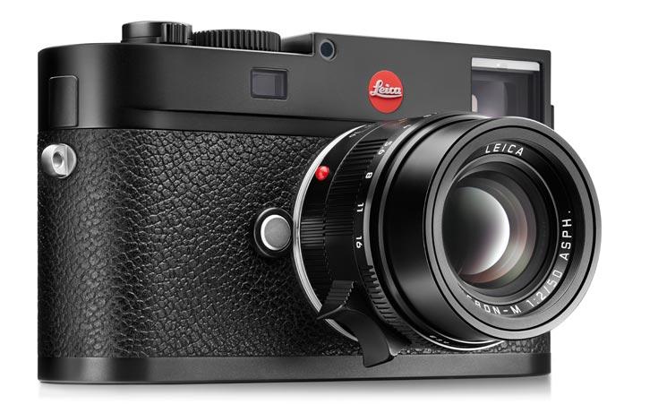 Камера Leica M Typ 262 оснащена трехдюймовым дисплеем разрешением 921 000 точек