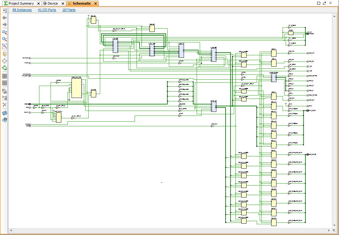 «Глупые» часы на FPGA - 12