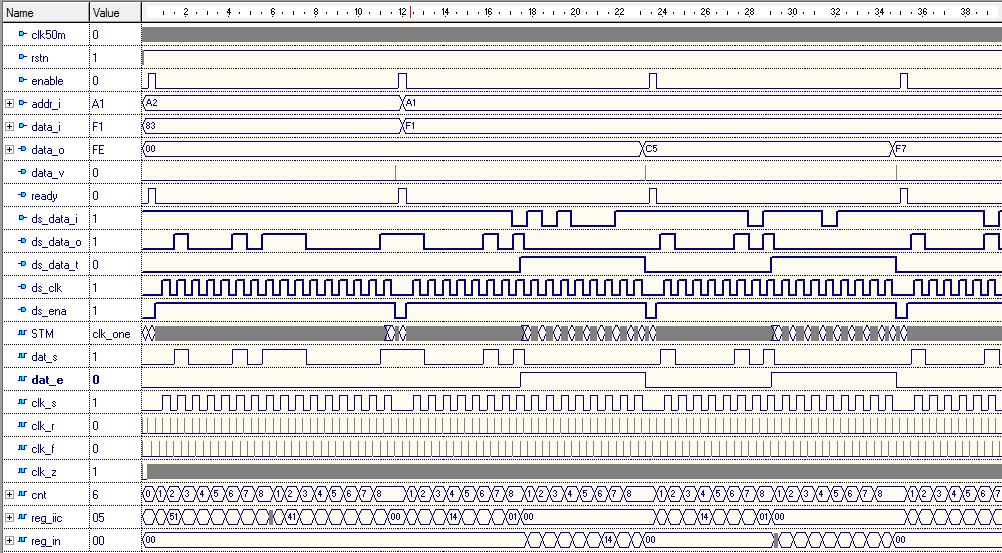 «Глупые» часы на FPGA - 8