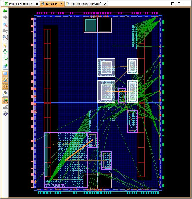 «Глупые» часы на FPGA - 9