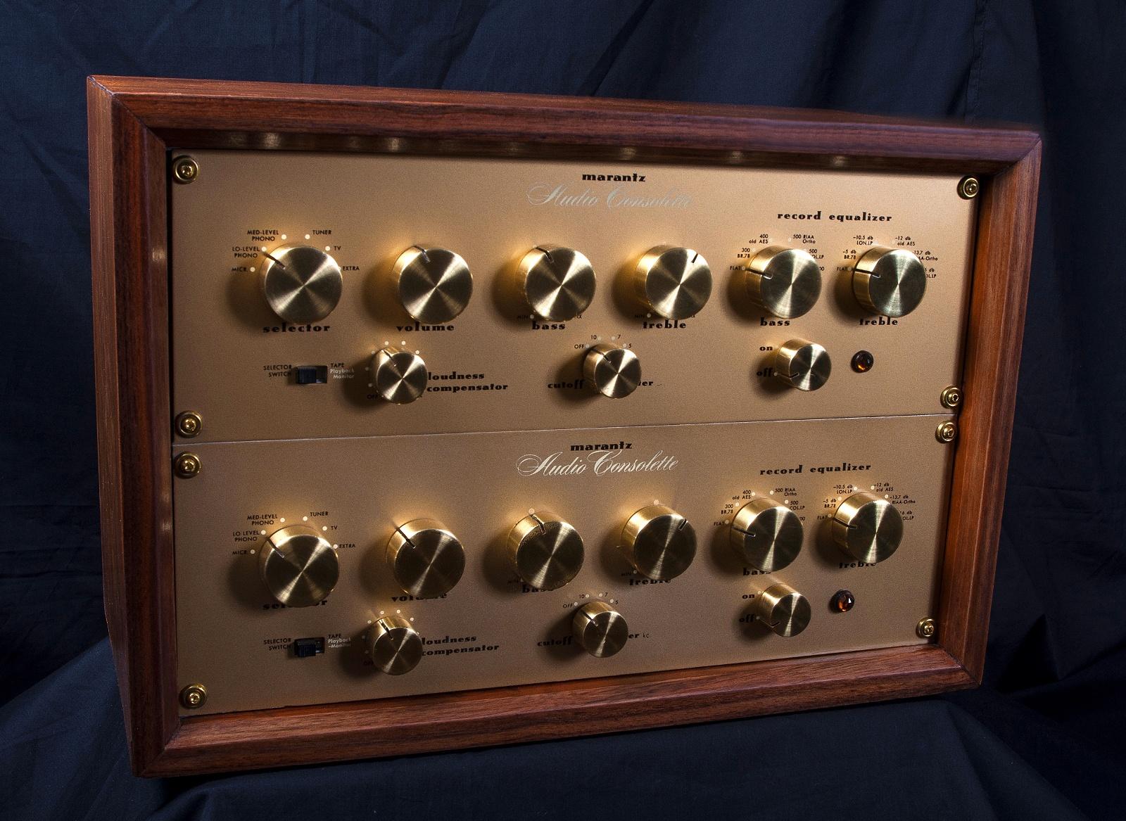История аудиоаппаратуры класса High-End - 2