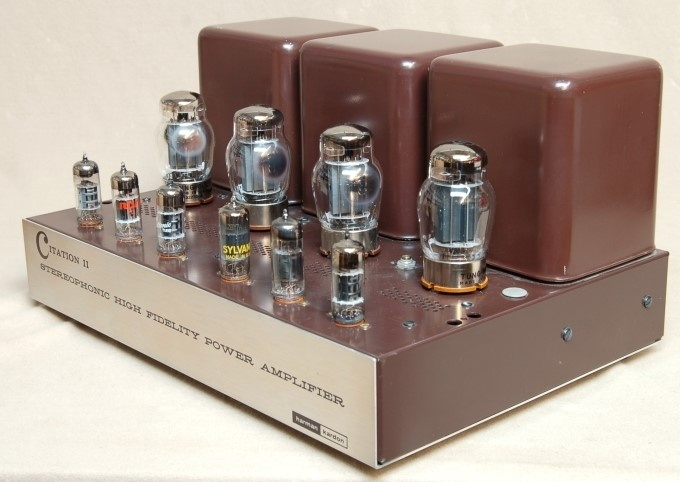 История аудиоаппаратуры класса High-End - 3