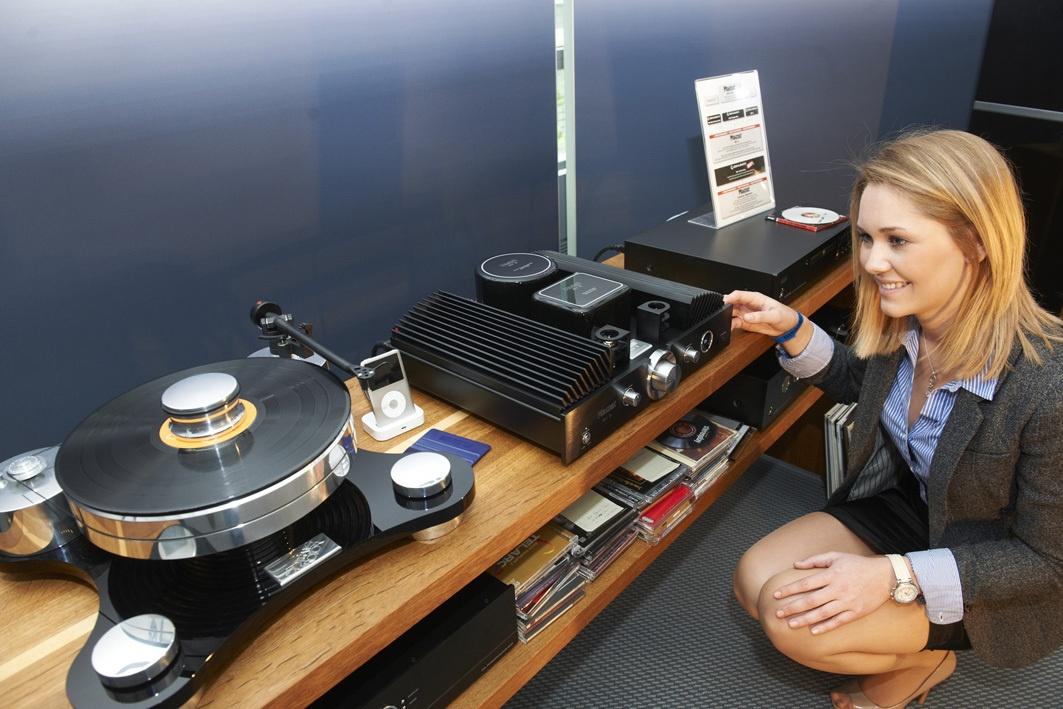 История аудиоаппаратуры класса High-End - 1