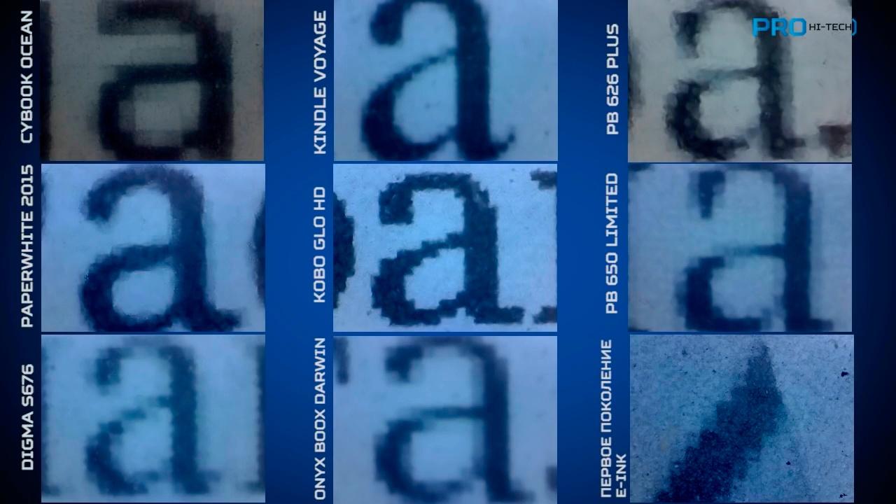 Большой тест: 8 электронных книг - 2