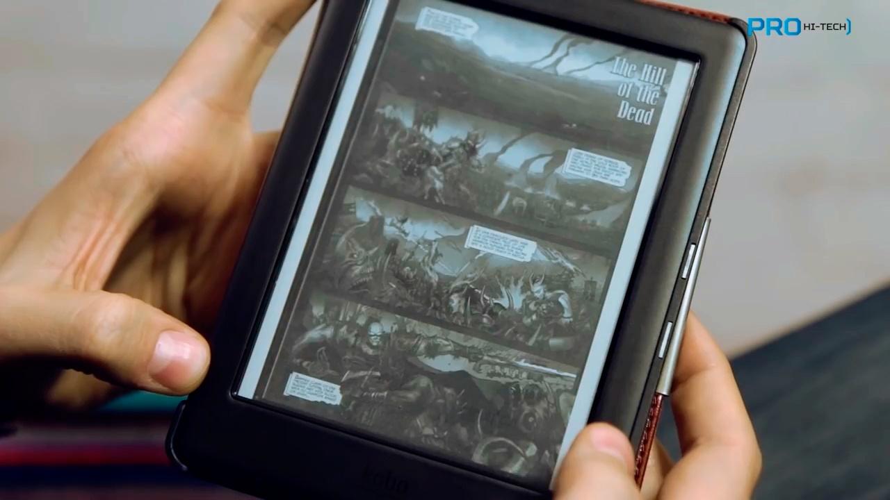 Большой тест: 8 электронных книг - 8
