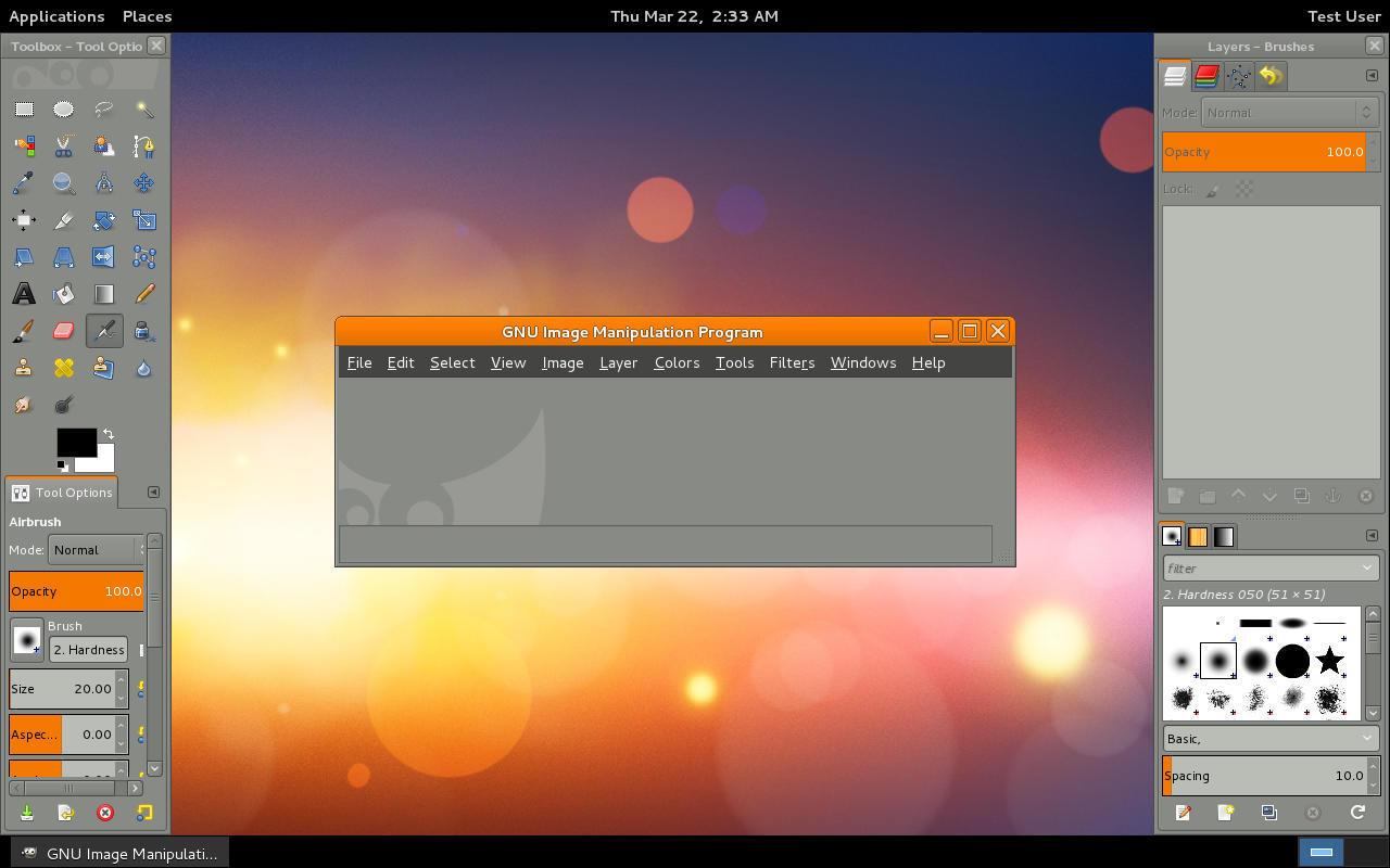 Графическому редактору GIMP исполнилось 20 лет - 2