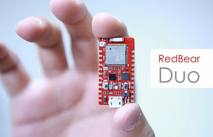 В Duo используется чипсет Broadcom BCM43438