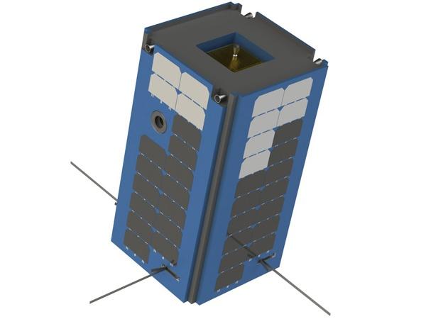 Лунный микроспутник растет - 4