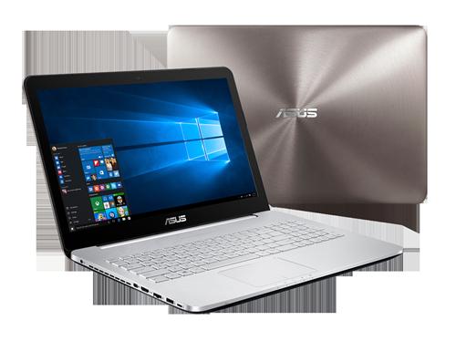 Asus представила ноутбуки N552 и N752