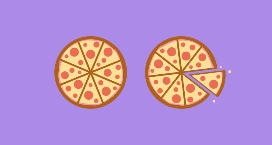 На две пиццы: идеальный размер команды - 1