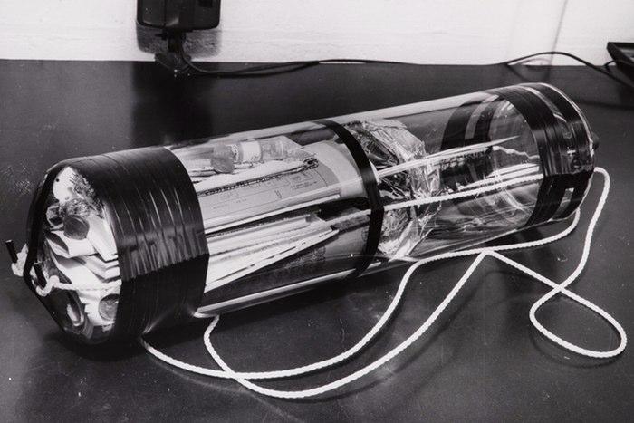 Не открывать до 2957 года: в MIT нашли капсулу времени - 3