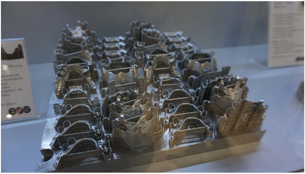 Обзор с выставки 3D-технологий Formnext 2015 - 12