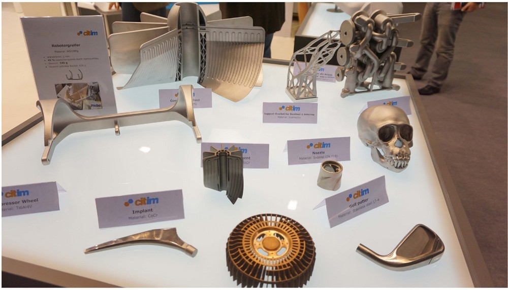 Обзор с выставки 3D-технологий Formnext 2015 - 13