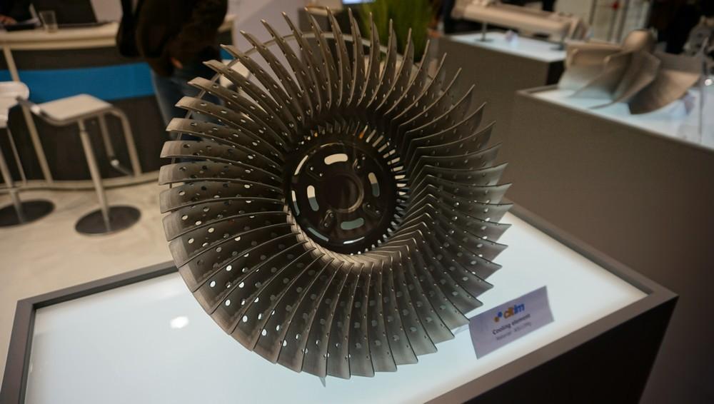 Обзор с выставки 3D-технологий Formnext 2015 - 14