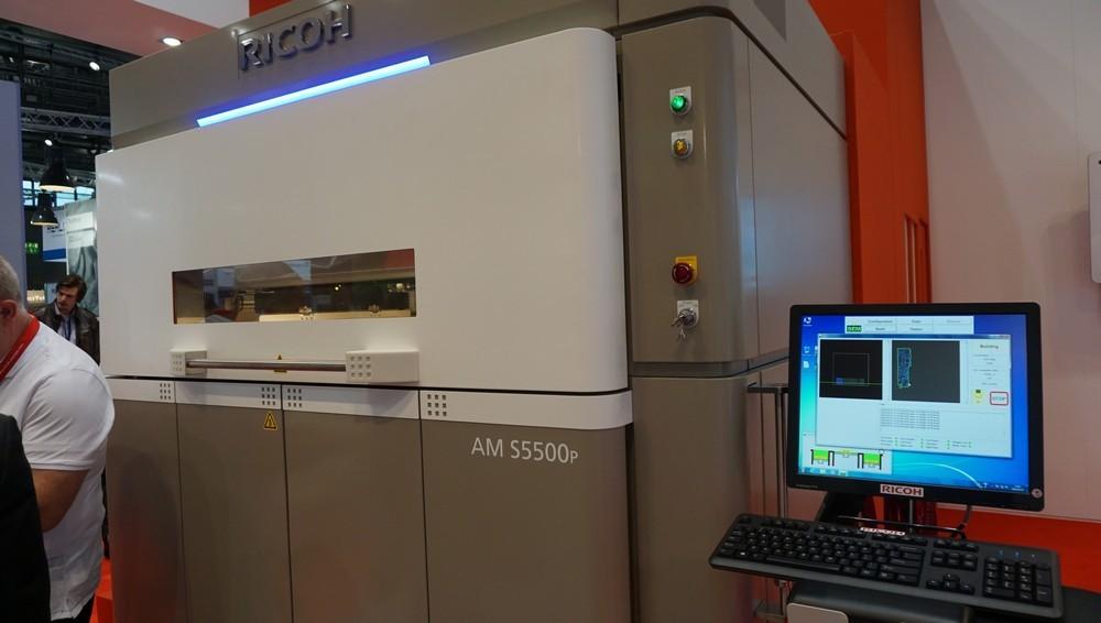 Обзор с выставки 3D-технологий Formnext 2015 - 16