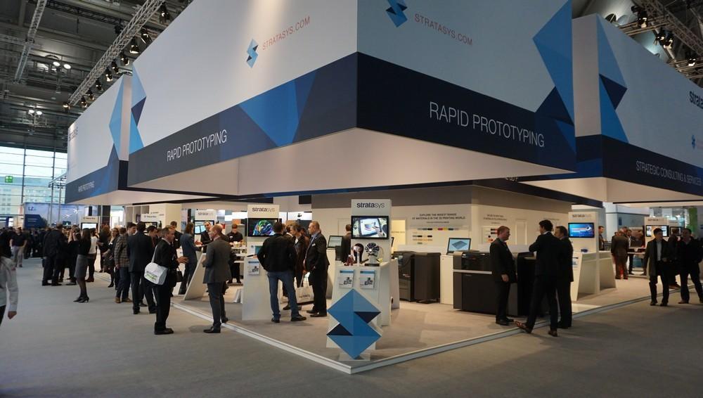Обзор с выставки 3D-технологий Formnext 2015 - 25