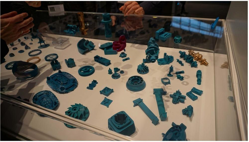 Обзор с выставки 3D-технологий Formnext 2015 - 27