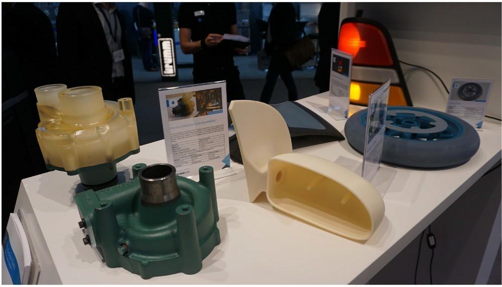 Обзор с выставки 3D-технологий Formnext 2015 - 28