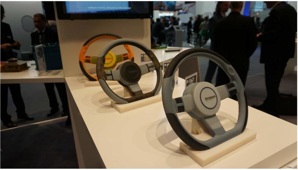 Обзор с выставки 3D-технологий Formnext 2015 - 29