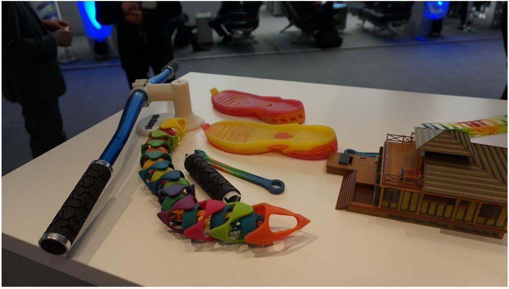 Обзор с выставки 3D-технологий Formnext 2015 - 30