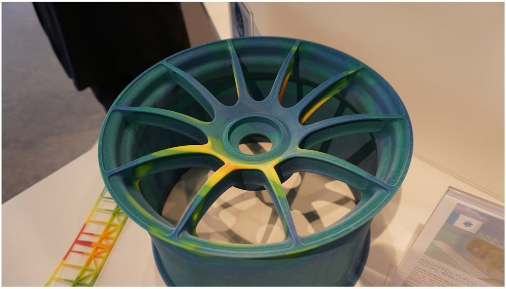 Обзор с выставки 3D-технологий Formnext 2015 - 31