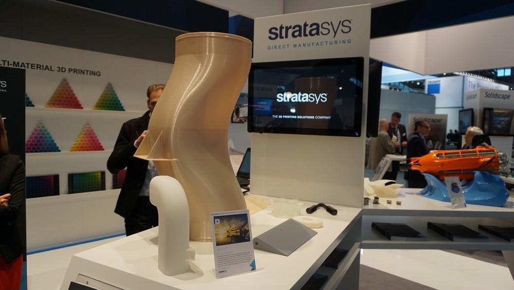 Обзор с выставки 3D-технологий Formnext 2015 - 33