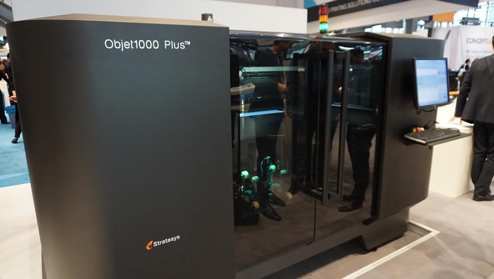 Обзор с выставки 3D-технологий Formnext 2015 - 39