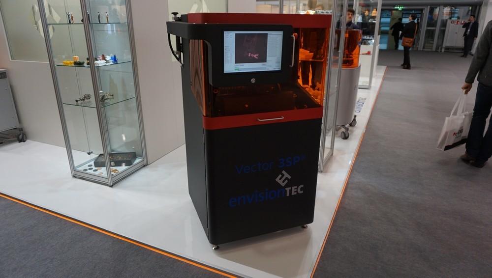 Обзор с выставки 3D-технологий Formnext 2015 - 40